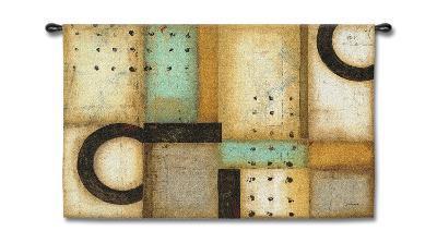 Urban Horizons-DeRosier-Wall Tapestry