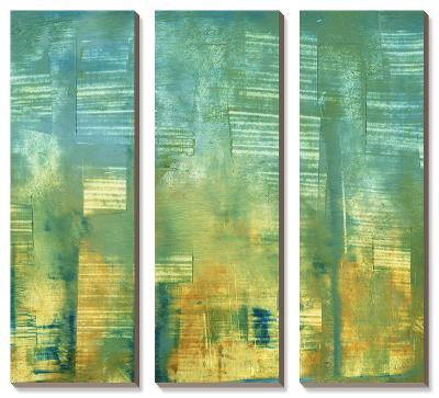 Urban III-Sharon Gordon-Canvas Art Set