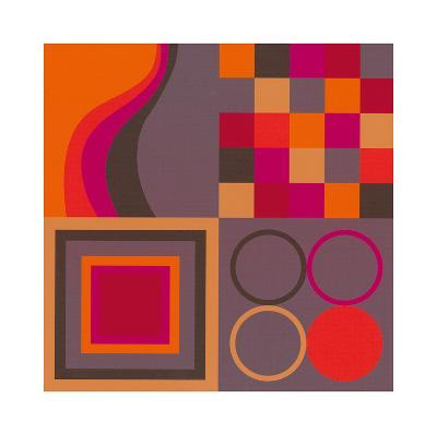 Urban IV-Max Carter-Giclee Print
