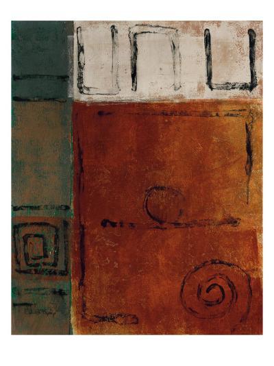 Urban Landscape II-John Kime-Premium Giclee Print