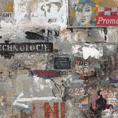 Urban Language-Chiu Tak-Hak-Art Print