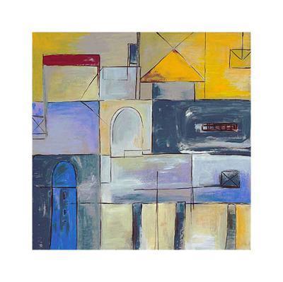 Urban Life IV-S^ Blessing-Art Print