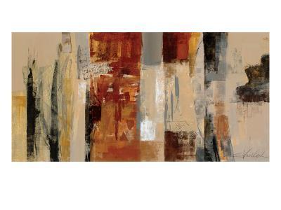 Urban Morning-Silvia Vassileva-Premium Giclee Print
