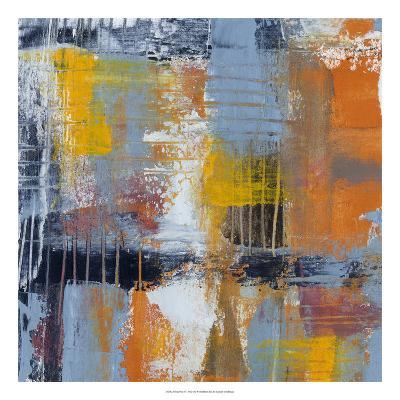 Urban Plan I-Jennifer Goldberger-Premium Giclee Print
