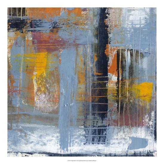 Urban Plan II-Jennifer Goldberger-Premium Giclee Print