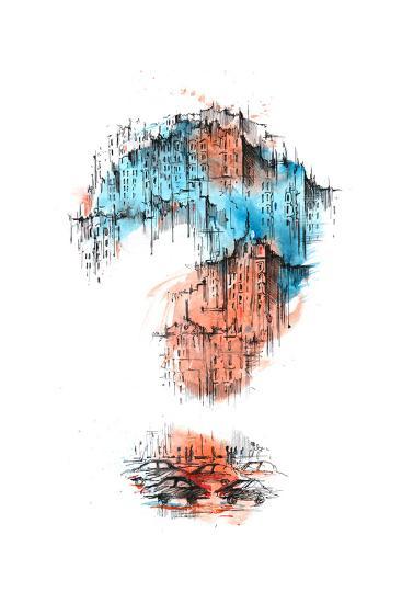 Urban Plot-okalinichenko-Art Print