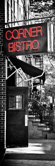 Urban Scene, Corner Bistro, Meatpacking and West Village, Manhattan, New York-Philippe Hugonnard-Photographic Print