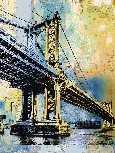 Urban Sights II-Alan Lambert-Art Print