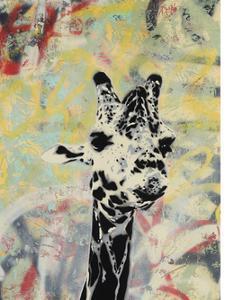 Giraffe by Urban Soule