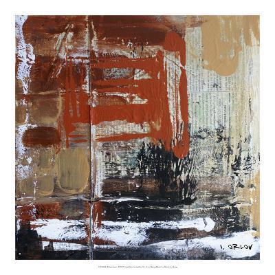 Urban Space I-Irena Orlov-Art Print