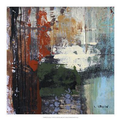 Urban Space III-Irena Orlov-Art Print
