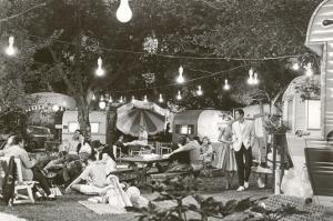 Urban-Style Camping