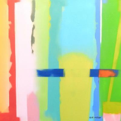 Urban Summer 11-Gil Miller-Art Print