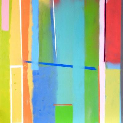 Urban Summer 16-Gil Miller-Art Print