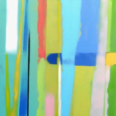 Urban Summer 3-Gil Miller-Art Print