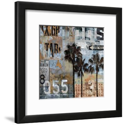 Urban Textures-Dylan Matthews-Framed Giclee Print