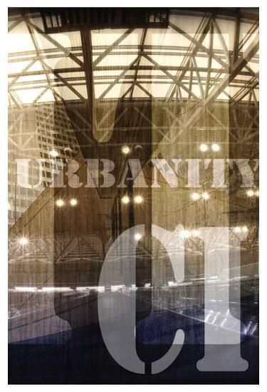 Urbanity I, Center Panel-Jean-Fran?ois Dupuis-Art Print
