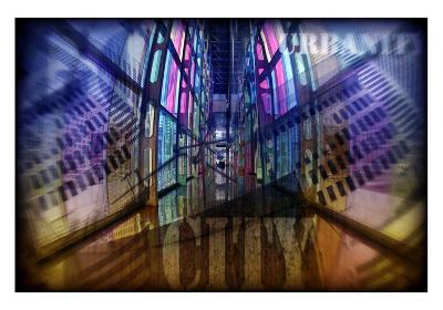 Urbanity III-Jean-Fran?ois Dupuis-Art Print