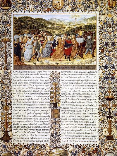 Urbinate Bible--Giclee Print