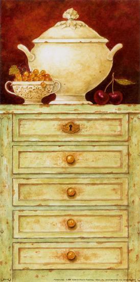 Urn on a Dresser I-Eric Barjot-Art Print