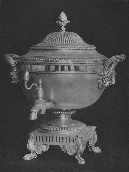 'Urn presented to Thomas Backhouse by Committee on American Captures 1806', 1928-Unknown-Giclee Print