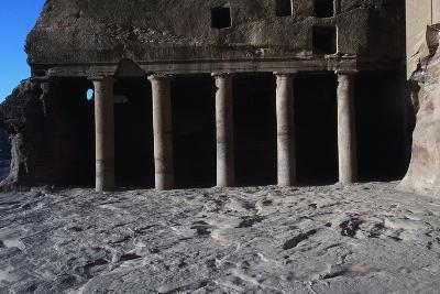 Urn Tomb, Petra--Photographic Print
