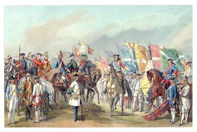Costumes of the French Army