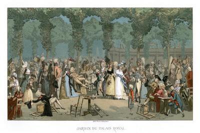 The Royal Palace Garden