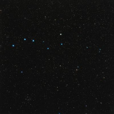Ursa Major Constellation-Eckhard Slawik-Photographic Print