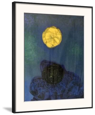 Ursachen Der Sonne, 1960-Max Ernst-Framed Art Print