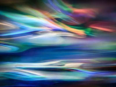 Blue Lagoon by Ursula Abresch