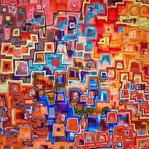 Channeling Klee by Ursula Abresch