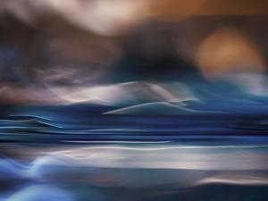 Coastal Dawn by Ursula Abresch