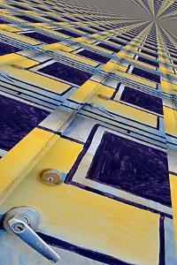 Doors by Ursula Abresch