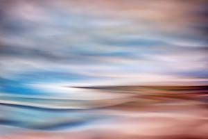 Dungeness Abstract by Ursula Abresch