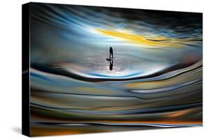 Evening Paddle by Ursula Abresch