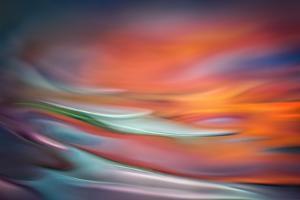 Evening Water by Ursula Abresch