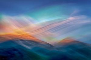 Fire Mountain by Ursula Abresch