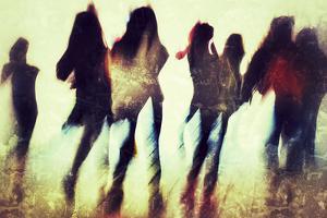 Girls by Ursula Abresch