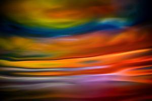 Golden Brightness by Ursula Abresch
