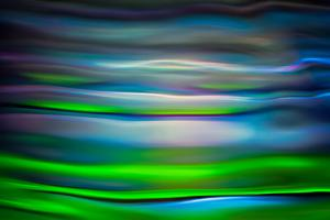 I Dream of Northern Lights by Ursula Abresch