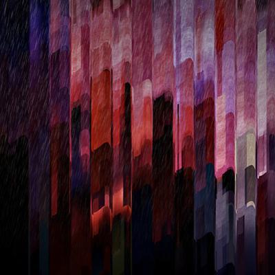 In Rain by Ursula Abresch