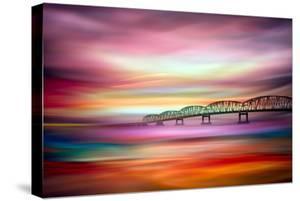 Long Bridge to Astoria by Ursula Abresch