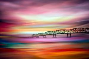 Long Bridge to Astoria by Ursula Abresch