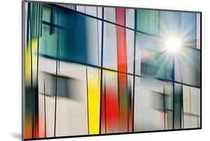 Mondrian in the Sun by Ursula Abresch