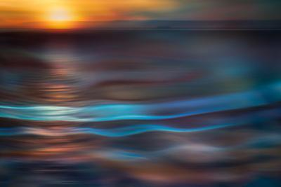 Pacific Sunset by Ursula Abresch