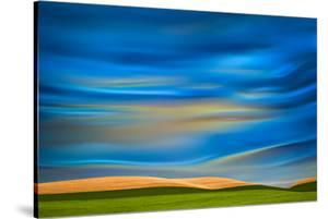 Palouse Abstract 1 by Ursula Abresch
