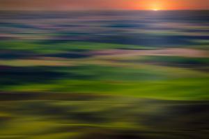 Pastoral Evening by Ursula Abresch