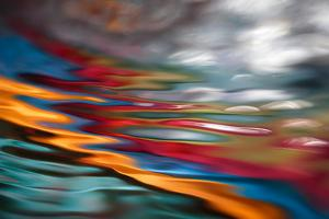 Red River by Ursula Abresch