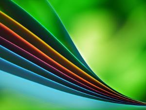 Ride the Green Wave by Ursula Abresch